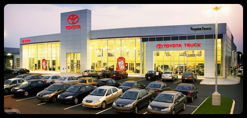 Toyotatown London Used Cars