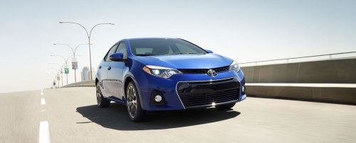 See the all new 2014 Corolla, Camry, RAV4 and more at ToyotaTown of London